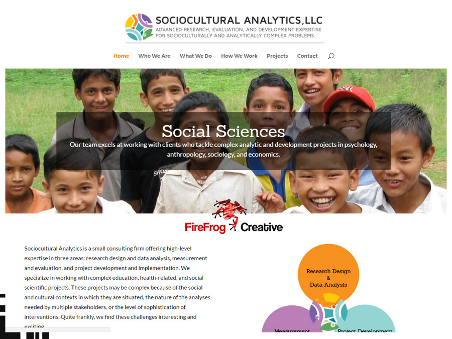 SocioCultural Analytics